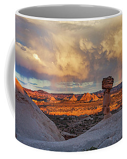 Secret Spire Sunset 1 Coffee Mug