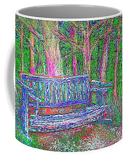 Secret Spot Coffee Mug