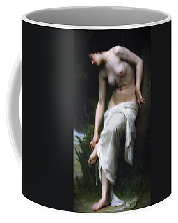 Secretly She Bathes At Night Coffee Mug