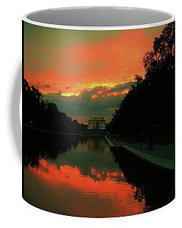 Secrets Of Dc Coffee Mug