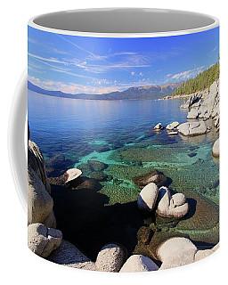 Secrets Of Her Soul Coffee Mug
