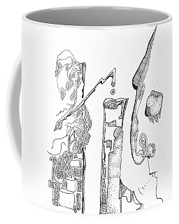 Secrets Of The Engineers Coffee Mug