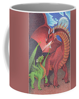 Secrets Of The Flame Coffee Mug