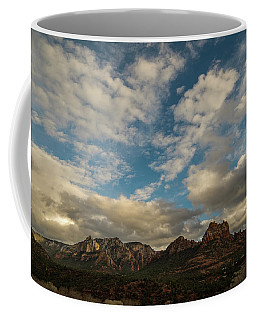 Sedona Arizona Redrock Country Landscape Fx1 Coffee Mug