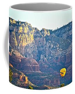 Sedona Morning  Coffee Mug