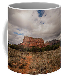 Sedona National Park Arizona Red Rock 2 Coffee Mug