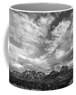 Sedona Red Rock Country Bnw Arizona Landscape 0986 Coffee Mug