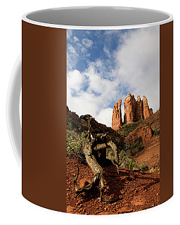 Sedona Red Rocks No. 01 Coffee Mug