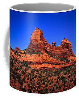 Sedona Rock Formations Coffee Mug