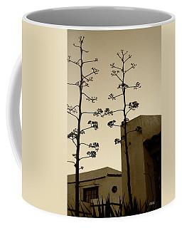 Sedona Series - Desert City Coffee Mug by Ben and Raisa Gertsberg