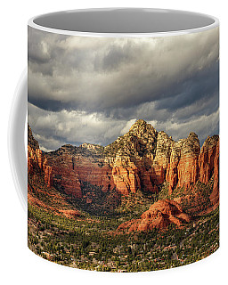 Sedona Skyline Coffee Mug