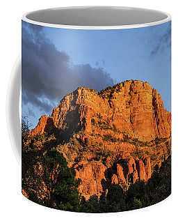 Sedona Spring Sunset Coffee Mug