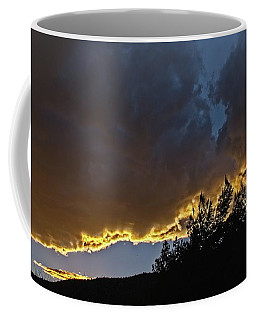 Sedona Sunset Clouds Coffee Mug