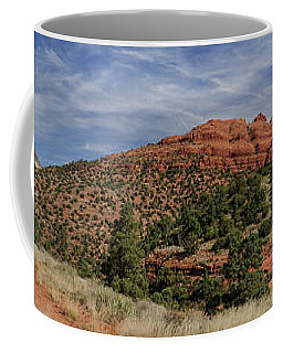 Sedona Trails Coffee Mug