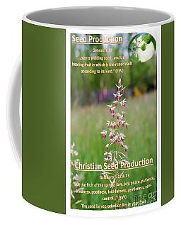 Seed Production Coffee Mug