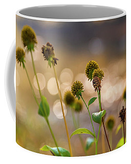 Coffee Mug featuring the photograph Seedheads by Mark Mille
