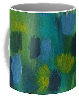 Seedtime Green Coffee Mug