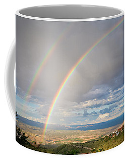 Seeing Double Coffee Mug