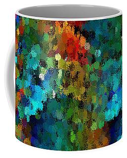 Seeing In The Rain Coffee Mug