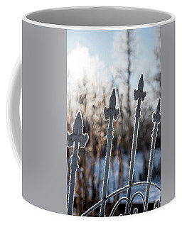 Seeing Through The Gate Coffee Mug