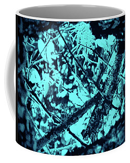 Seeing Through Trees Coffee Mug