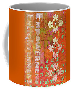 Seeking Coffee Mug by Desiree Paquette
