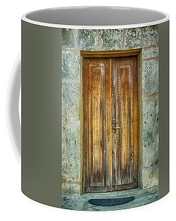 Coffee Mug featuring the photograph Seeking Sanctuary - 1 by Stephen Stookey