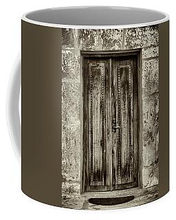 Coffee Mug featuring the photograph Seeking Sanctuary - 2 by Stephen Stookey