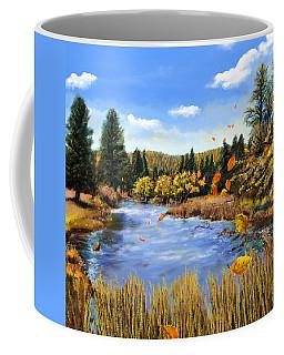 Seeley Montana Fall Coffee Mug