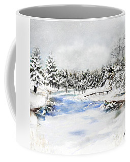 Seeley Montana Winter Coffee Mug