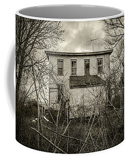 Seen Better Days Coffee Mug by Brian Wallace