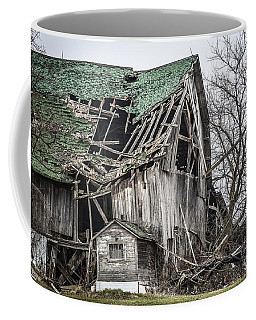 Seen Better Days Coffee Mug