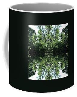 Sees All Coffee Mug