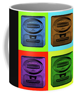 Sega Genesis Coffee Mug