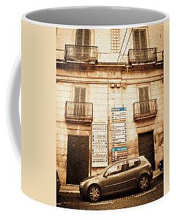Segnali Stradali Coffee Mug