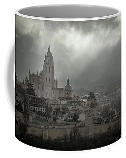 Segovia's Cathedral Coffee Mug