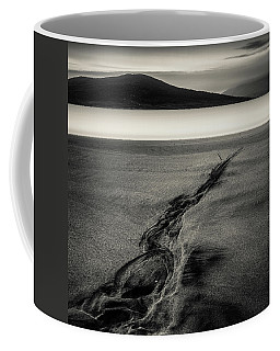 Seilebost Sand Tracks Coffee Mug
