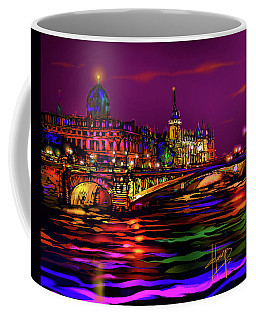 Seine, Paris Coffee Mug