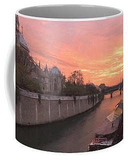 Seine River Coffee Mug