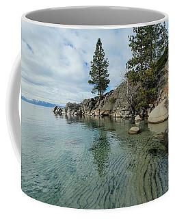Sekani Winter Sands Of Time Coffee Mug
