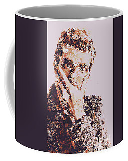 Self Censorship Is The New Speak No Evil Coffee Mug