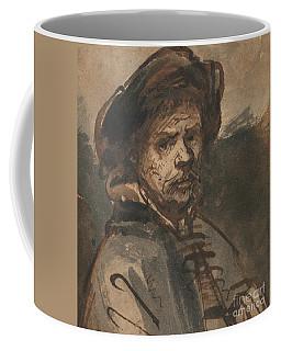 Self Portrait By Rembrandt Coffee Mug
