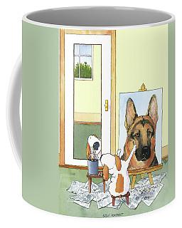 German Shepherd Coffee Mugs