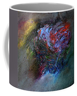 Coffee Mug featuring the painting Self  Portrait  by Michael Lucarelli