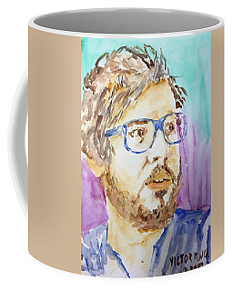 Self Portrait Of A Younger Me Coffee Mug