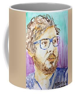 Self Portrait Of A Younger Me Coffee Mug