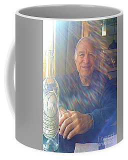 Self Portrait One - Light Through The Window Coffee Mug