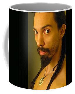 Self Portrait The Native Within Me Coffee Mug