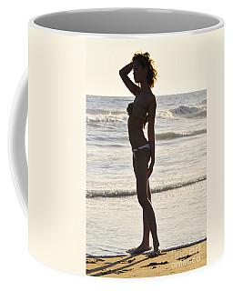 Self Reflecting Coffee Mug