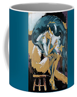 Self Reflection - Of A Dancer Coffee Mug